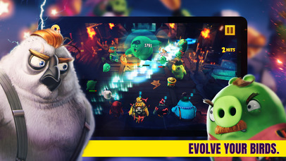 Angry Birds Evolution screenshot 2