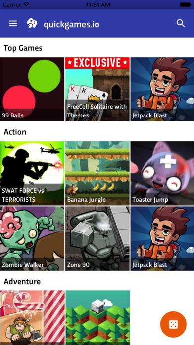 quickgames.io screenshot 1