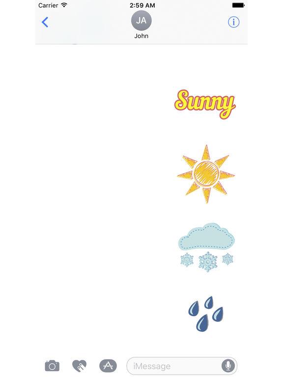 Paint Weather screenshot 8