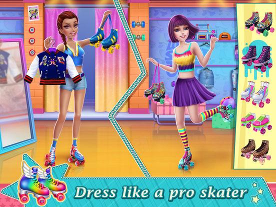 Roller Skating Girls screenshot 6