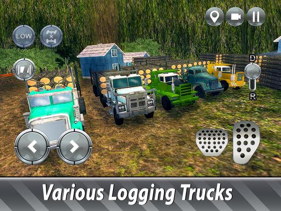 Sawmill Trucks Simulator Full screenshot 8