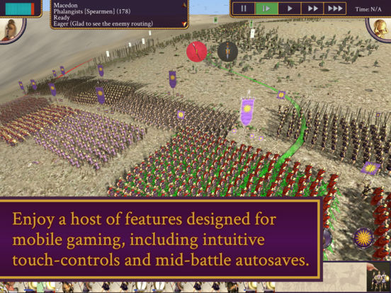 ROME: Total War - Alexander screenshot 14