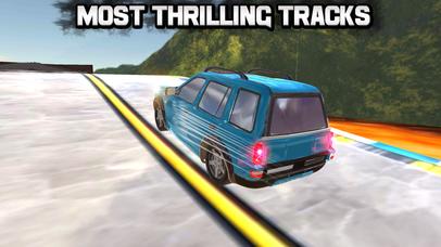 Impossible Lava Tracks screenshot 3