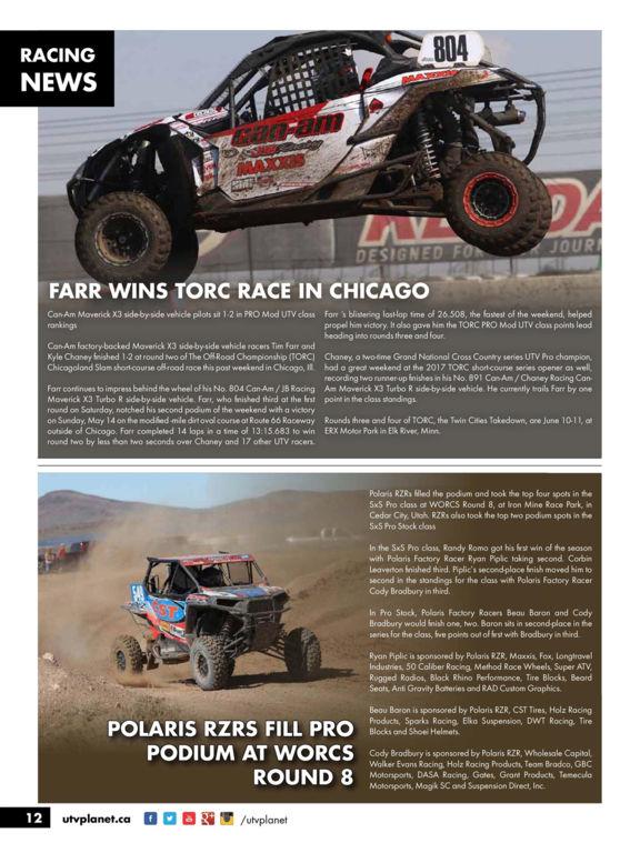 UTV Planet Magazine screenshot 8