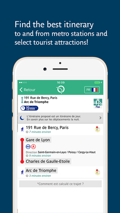 how to do a screenshot on iphone next stop visit by metro ratp on the app 3656