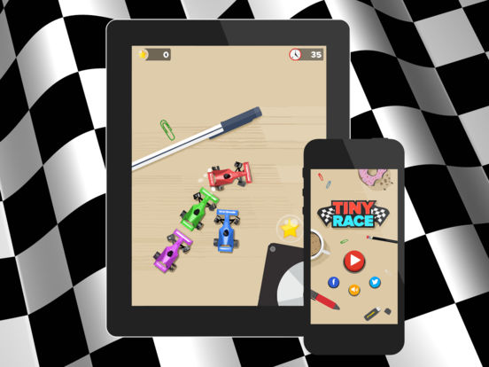 Tiny Race screenshot 4