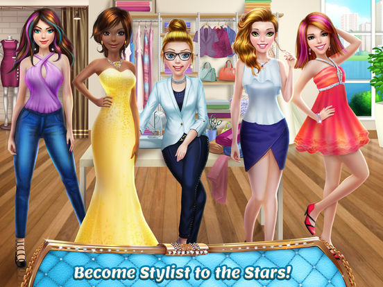 Stylist Girl: Make Me Gorgeous screenshot 6