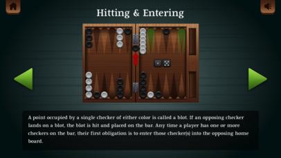 Backgammon ® screenshot 4