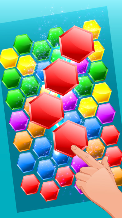 how to link iphone and ipad hexa puzzle splash by juan manuel jimenez 8427