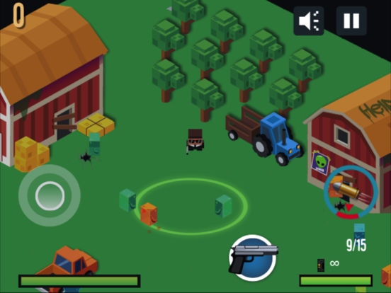 Alien Town screenshot 7