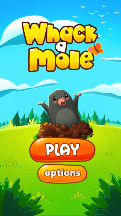 Whack A Mole ® screenshot 1