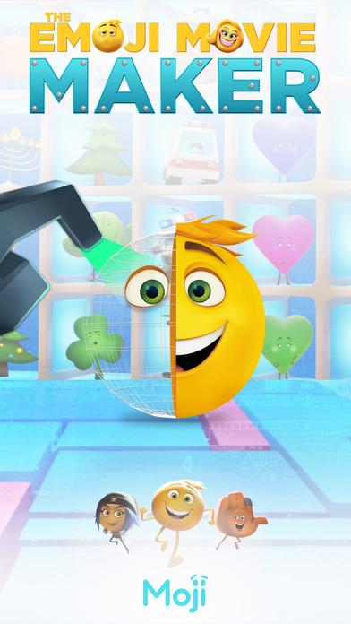 The Emoji Movie Maker screenshot 1