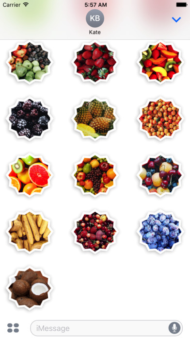 Beautiful fruits screenshot 2