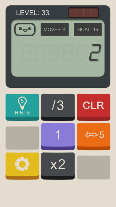 Calculator: The Game screenshot 2
