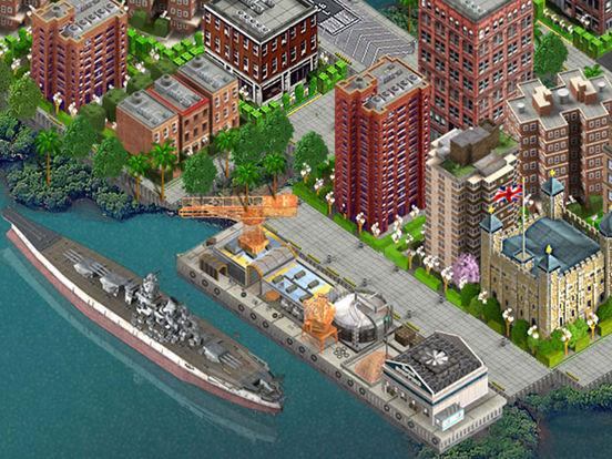 Shipyard City™ screenshot 8