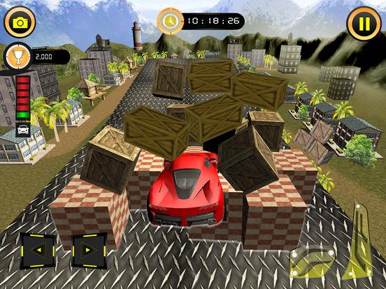 Angry Car City Destruction screenshot #1