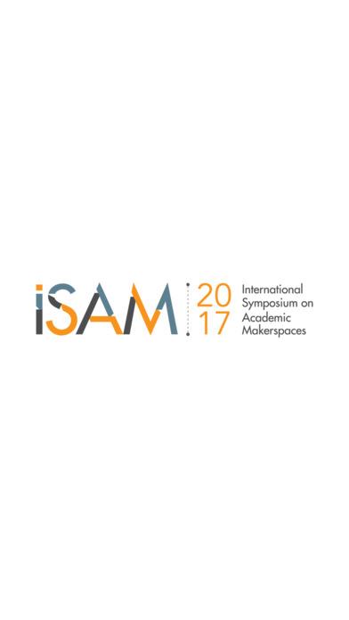 ISAM 2017 screenshot 1