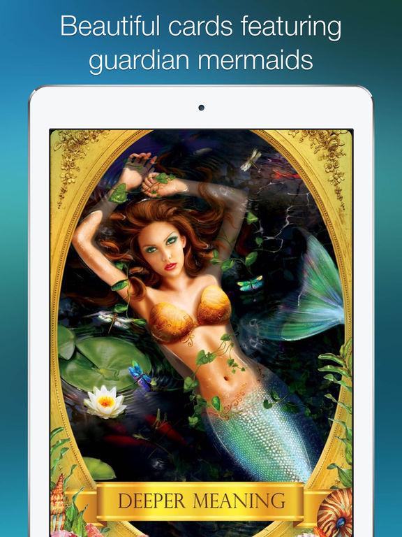 Ask the Mermaids Oracle Cards screenshot 9