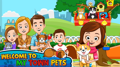 My Town : Pets screenshot 1