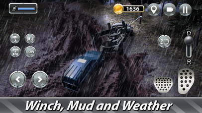 Tow Truck Offroad Driving Full screenshot 2