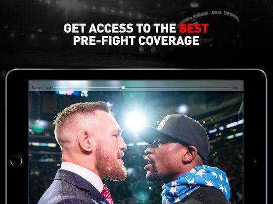SHOWTIME PPV- Mayweather vs. McGregor- Stream Live screenshot 6