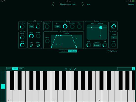 NFM screenshot 2