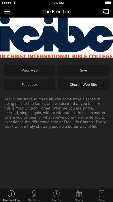 Free Life Church- CO, KS screenshot 1