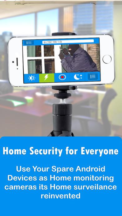IP Webcam Home Security Camera screenshot 3