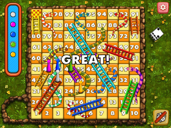 Snakes and Ladders ® screenshot 5