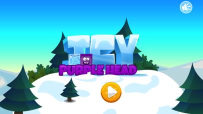Icy Purple Head screenshot 3