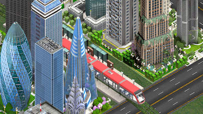 TRAM CITY™ screenshot 2