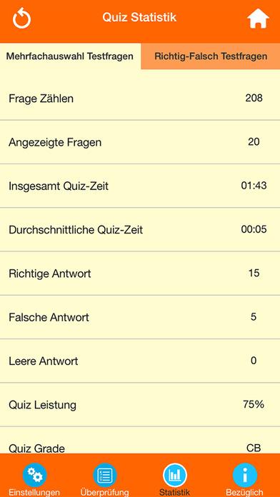 Der Erste Weltkrieg Quiz screenshot 3