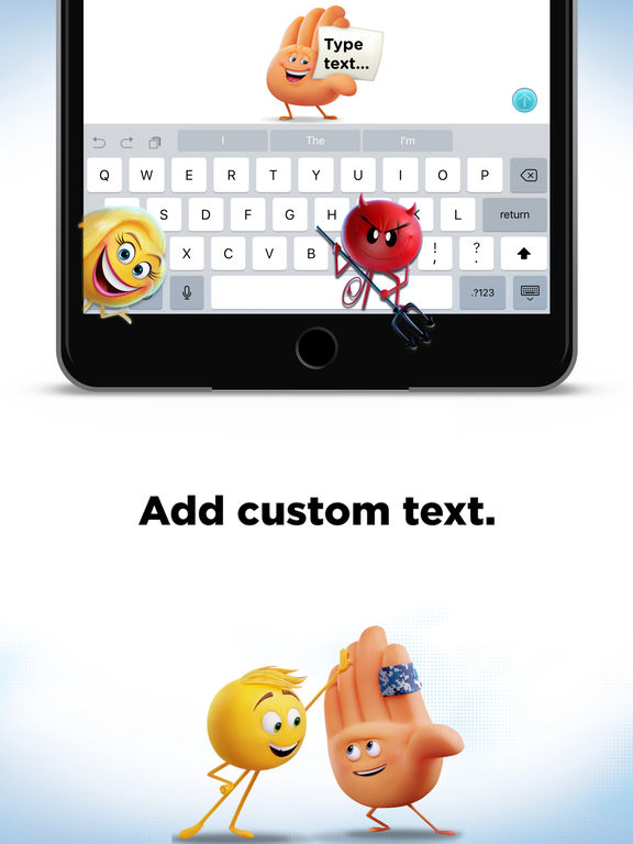 The Emoji Movie Maker screenshot 10