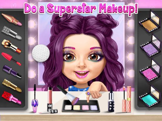 Sweet Baby Girl Beauty Salon 3 - No Ads screenshot 7