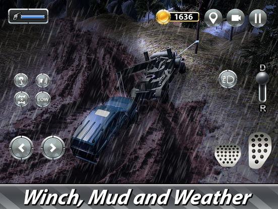 Tow Truck Offroad Driving screenshot 6