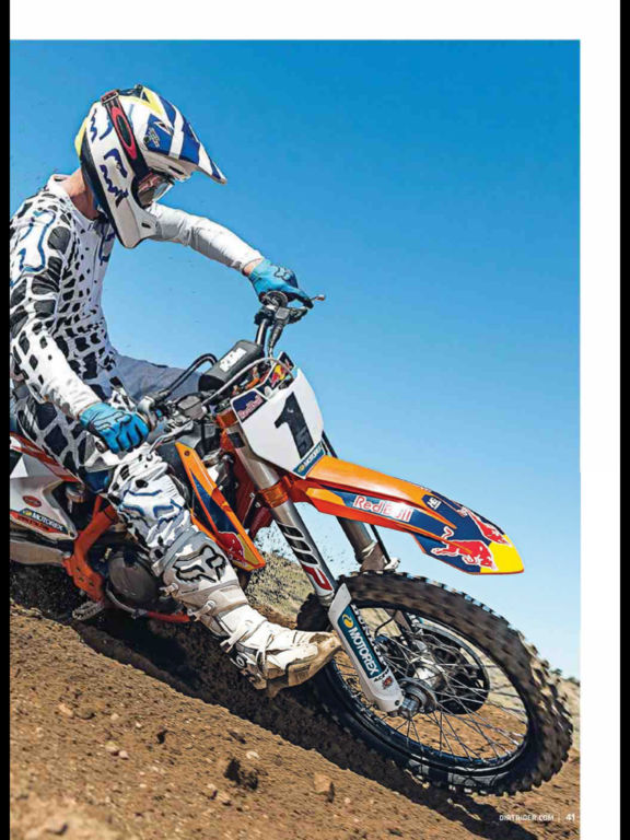 Dirt Rider Magazine screenshot 10
