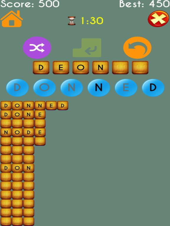 WORD CONNECT FLOW SAGA screenshot 6