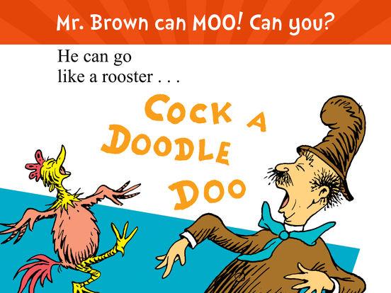 Mr. Brown Can Moo! Can You? screenshot 10