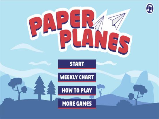 Paper Planes ® screenshot 10