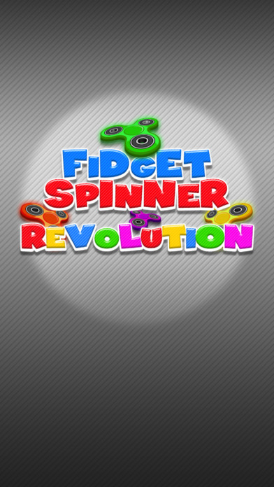 Fidget Spinner: Revolution screenshot 1