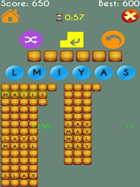WORD CONNECT FLOW SAGA screenshot 7