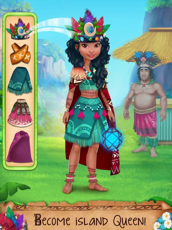 Island Princess Magic Quest screenshot 7