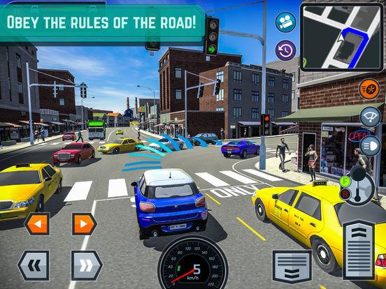 Car Driving School Simulator screenshot 8