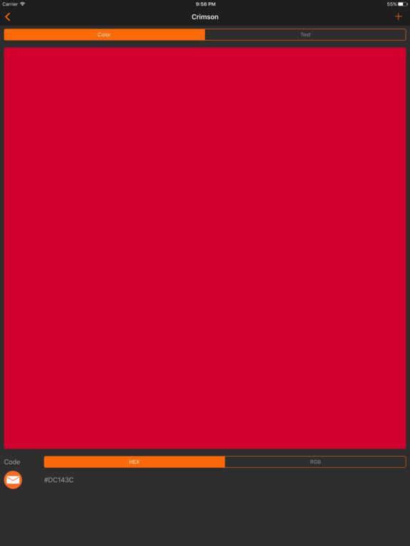 HTML Color codes. WEB Palette screenshot 8