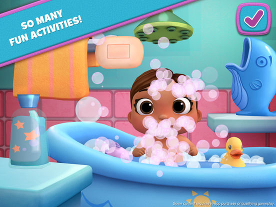 Doc McStuffins: Baby Nursery screenshot 9