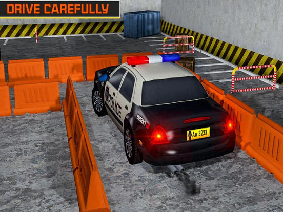 Charismas Police Car Park : Real Stunt Car Drive screenshot 5