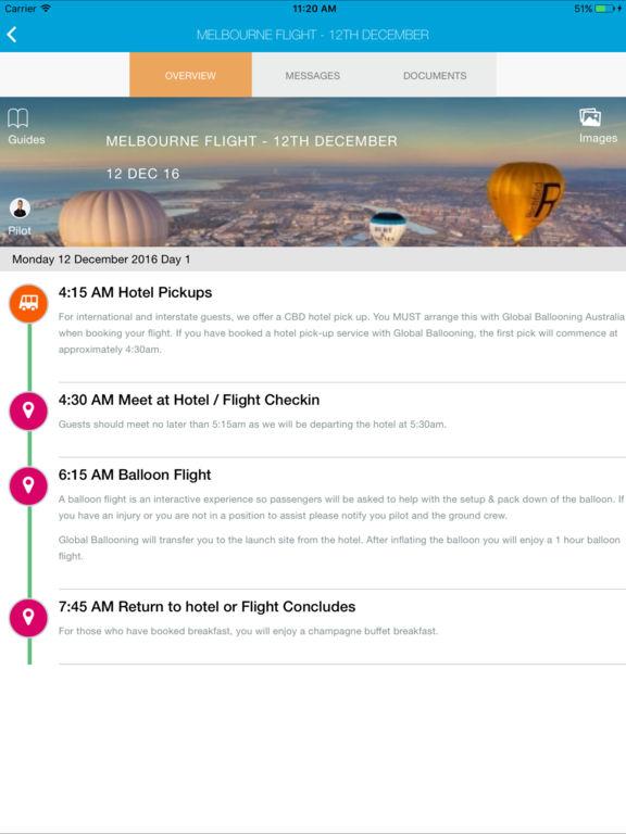Global Ballooning Australia screenshot 6