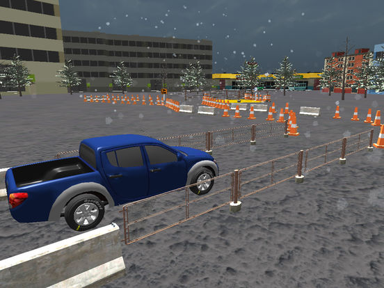VR Parking Jeep Frenzy Reloaded - Real Driving screenshot 7