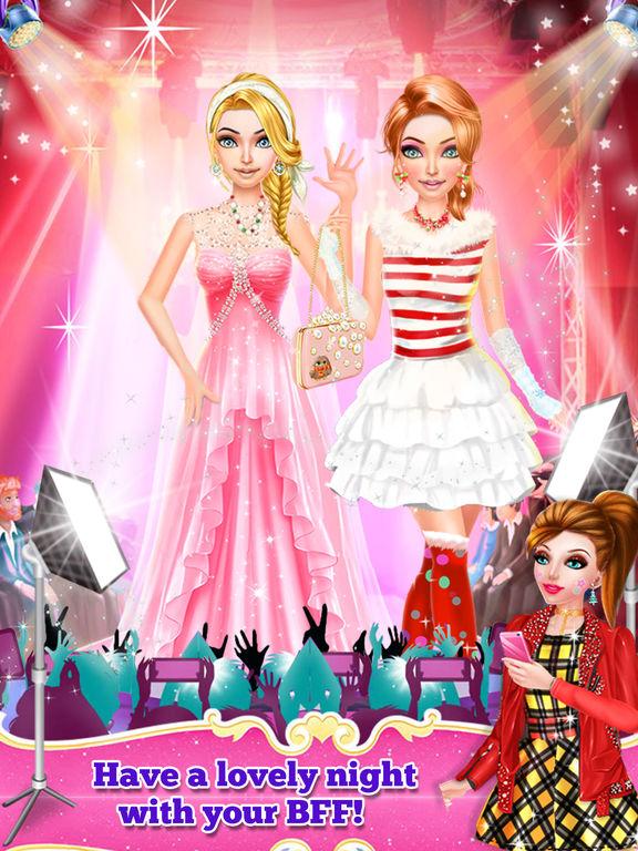 Christmas Celebrity Makeover screenshot 10
