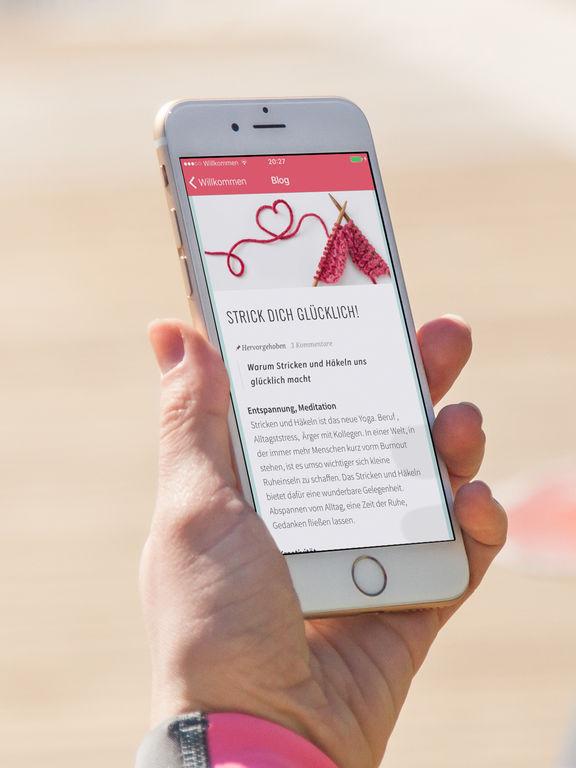 Maschenmarie - Stricken und Häkeln für Anfänger screenshot 6